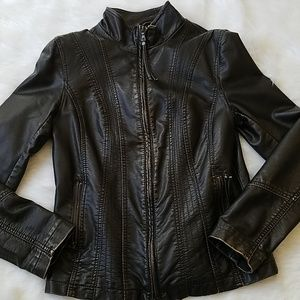 Woman Moto Jacket